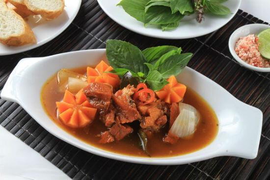 Hướng dẫn bạn cách nấu món bò sốt vang cực ngon