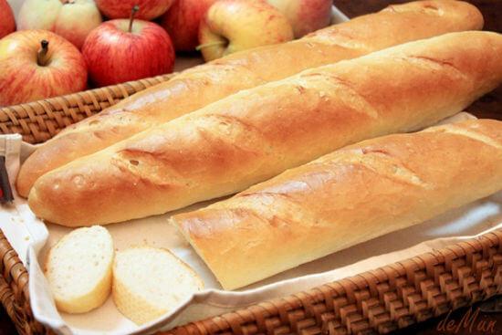 Cách làm bánh mì Pháp Baguette ngon như ngoài hàng 1