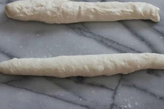 Cách làm bánh mì Pháp Baguette ngon như ngoài hàng 5