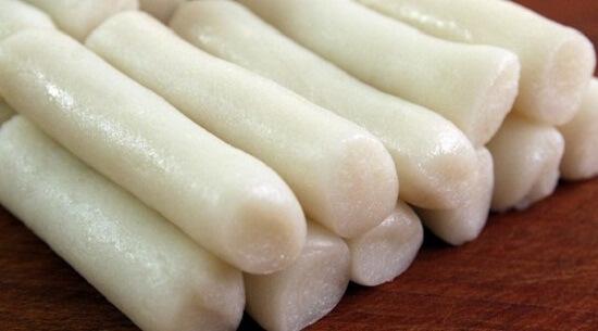 Cách làm bánh gạo tokbokki
