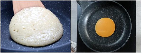 bánh rán doremon, Cách làm bánh rán doremon xốp mềm