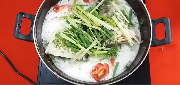 cách làm món cá hấp, 2 cách làm món cá hấp, chuẩn vị không tanh, ngọt thịt thơm lừng