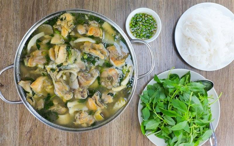 Cách nấu lẩu gà đậm đà thơm ngon đúng điệu - 5
