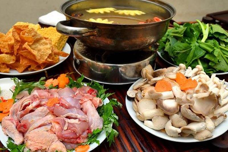 Cách nấu lẩu gà đậm đà thơm ngon đúng điệu - 3