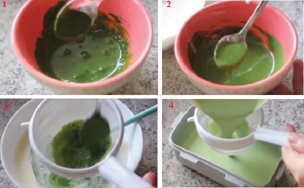 chè khúc bạch, Cách nấu chè khúc bạch thơm ngon, bổ dưỡng tại nhà