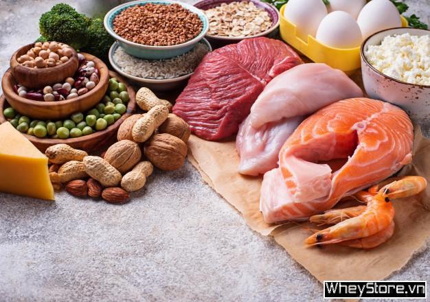 Protein là gì? Cách bổ sung Protein cho cơ thể hiệu quả - Ảnh 1