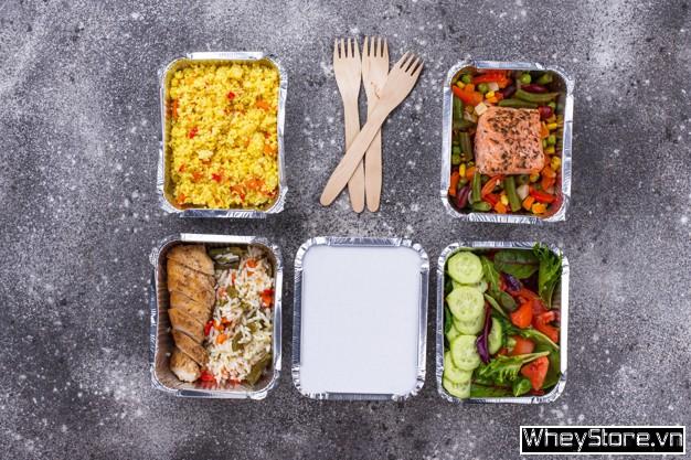 Danh sách những loại thực phẩm tăng cơ tốt nhất hiện nay - Ảnh 1