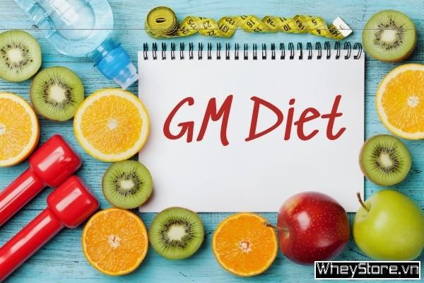 GM Diet là gì? Chế độ 7 ngày ăn kiêng giúp giảm cân thần tốc - Ảnh 1
