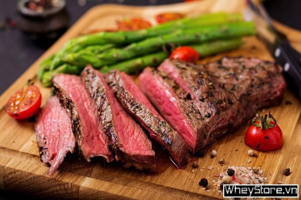 Top 15 thực phẩm tăng cơ giảm mỡ tốt nhất cho Gymer - Ảnh 2
