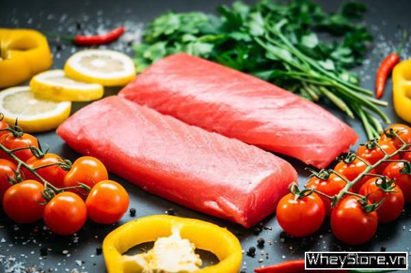 Top 15 thực phẩm tăng cơ giảm mỡ tốt nhất cho Gymer - Ảnh 4