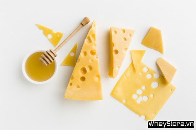 Top 50 thực phẩm giàu protein cải thiện thực đơn của gymer - Ảnh 5