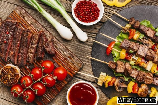 Bật mí cách ăn uống để tăng cân tự nhiên cho người gầy - Ảnh 1
