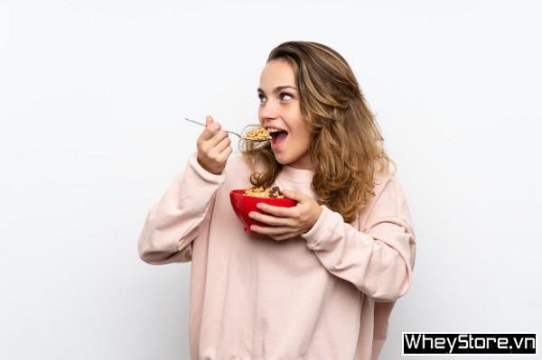 Bật mí cách ăn uống để tăng cân tự nhiên cho người gầy - Ảnh 2