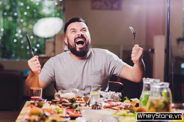 Bật mí cách ăn uống để tăng cân tự nhiên cho người gầy - Ảnh 3