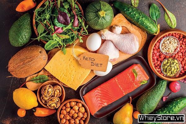 Chế độ ăn Keto là gì? Thực đơn giảm cân Keto 7 ngày đơn giản - Ảnh 1