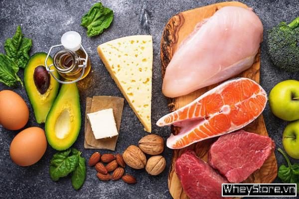 Chế độ ăn Keto là gì? Thực đơn giảm cân Keto 7 ngày đơn giản - Ảnh 9