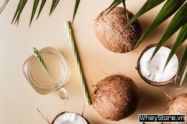 Nước dừa bao nhiêu calo? Tập gym có nên uống nước dừa? - Ảnh 2