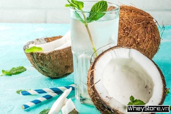 Nước dừa bao nhiêu calo? Tập gym có nên uống nước dừa? - Ảnh 3