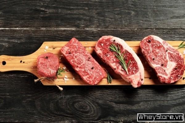 100g thịt bò bao nhiêu calo? Chi tiết giá trị dinh dưỡng trong thịt bò - Ảnh 3
