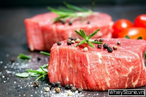 100g thịt bò bao nhiêu calo? Chi tiết giá trị dinh dưỡng trong thịt bò - Ảnh 4