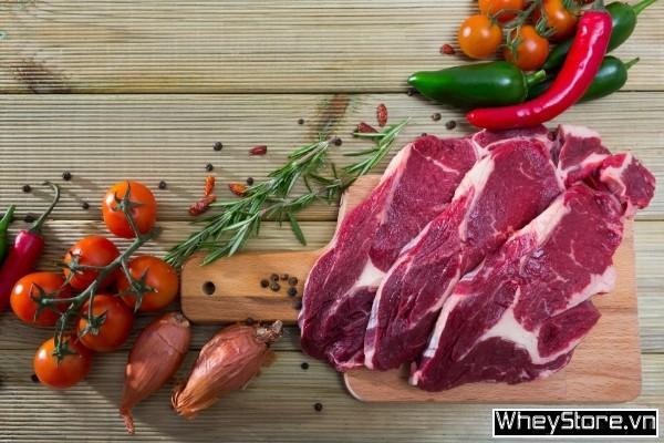 100g thịt bò bao nhiêu calo? Chi tiết giá trị dinh dưỡng trong thịt bò - Ảnh 5