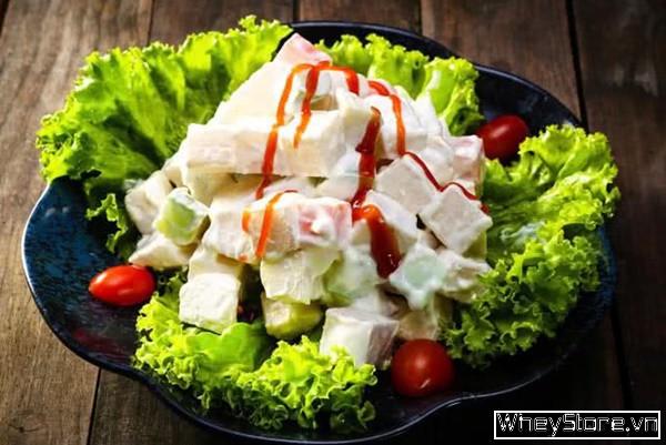 10 cách làm salad giảm cân đơn giản, hiệu quả cho thân hình thon gọn - Ảnh 1