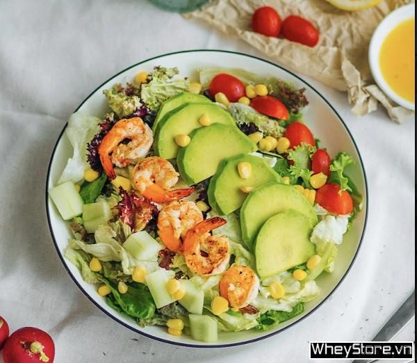 10 cách làm salad giảm cân đơn giản, hiệu quả cho thân hình thon gọn - Ảnh 4