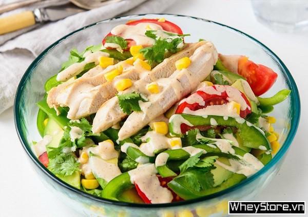 10 cách làm salad giảm cân đơn giản, hiệu quả cho thân hình thon gọn - Ảnh 8