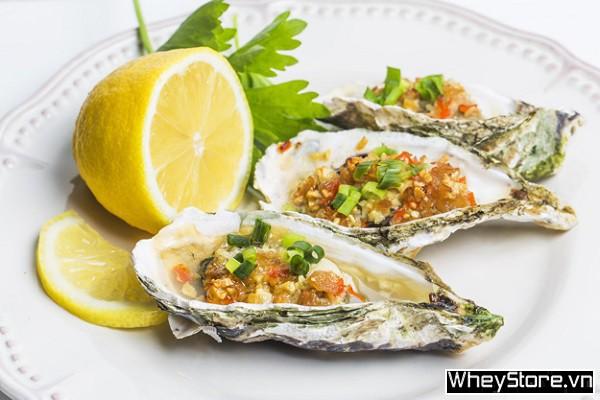 Top 10 loại thực phẩm tăng testosterone tự nhiên tốt cho nam giới - Ảnh 5