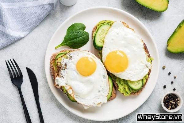 Thực đơn ăn kiêng giảm cân nhanh cho nam trong 7 ngày hiệu quả - Ảnh 11