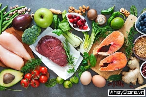 Thực đơn ăn kiêng giảm cân nhanh cho nam trong 7 ngày hiệu quả - Ảnh 9