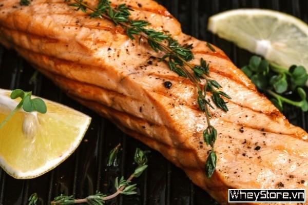 Cá hồi làm gì ngon? 10 món ăn đổi bữa từ cá hồi cho dân thể hình - Ảnh 1