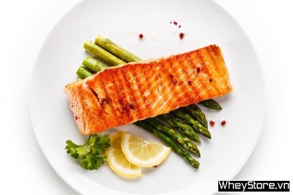 Cá hồi làm gì ngon? 10 món ăn đổi bữa từ cá hồi cho dân thể hình - Ảnh 2