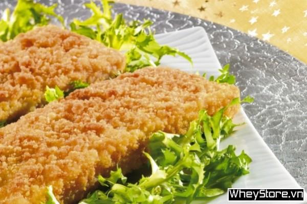 Cá hồi làm gì ngon? 10 món ăn đổi bữa từ cá hồi cho dân thể hình - Ảnh 10