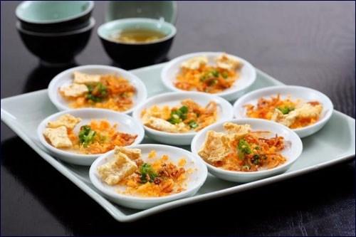 Cách làm bánh bèo chén khá là đơn giản - cach lam banh beo chen