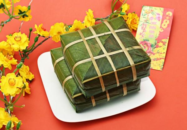 Cách gói bánh chưng xanh thơm ngon đẹp mắt cho dịp Tết cổ truyền - cach goi banh chung
