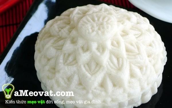 Cách làm bánh dẻo trung thu - Bánh trung thu dẻo nhân thập cẩm thơm ngon