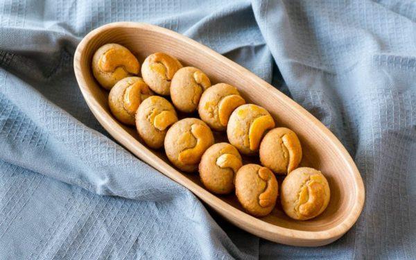 Cách làm bánh quy hạt điều ngay tại nhà