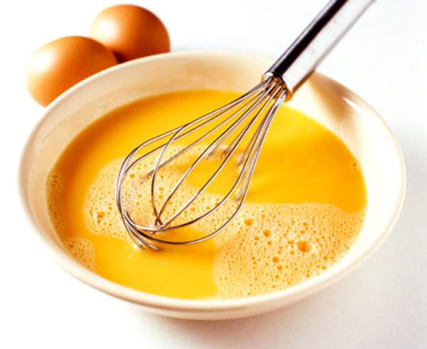 Bánh thuẫn muốn ngon phải có trứng gà - cách làm bánh thuẫn ngon