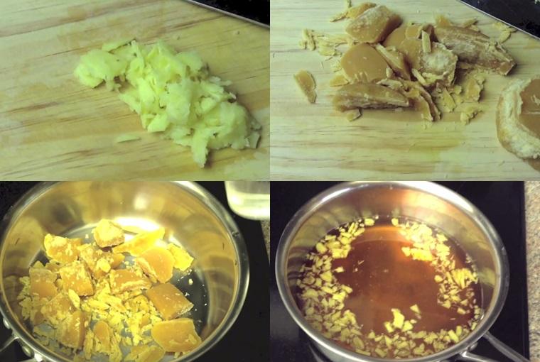 cách làm bánh trôi - Cách làm phần nước đường cho bánh trôi nước