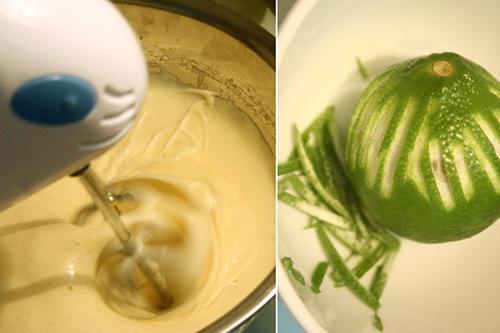 cách làm kem chanh bạc hà, Cách làm kem chanh bạc hà ngon như kem Thuỷ Tạ