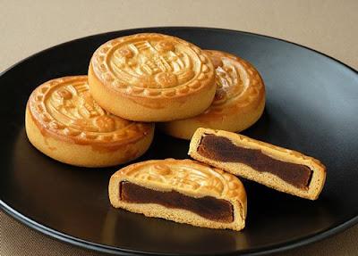 cách làm nhân bánh trung thu, Cách làm nhân bánh trung thu đậu đỏ ngọt mịn cho bánh trung thu