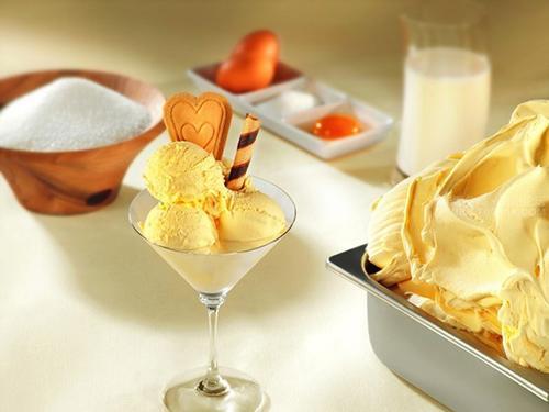 cách làm kem sầu riêng, Cách làm kem sầu riêng mát lạnh ngon khó cưỡng tại nhà