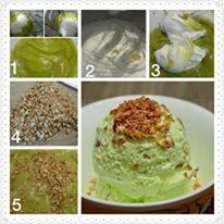 cách làm kem bơ, Cách làm kem bơ ngon