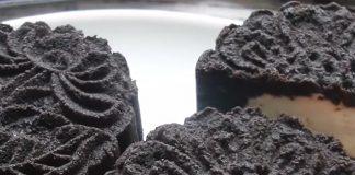 Bước 4 Thành phẩm Bánh Trung Thu oreo