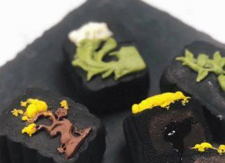 Bước 5 Thành phẩm Bánh trung thu lava socola